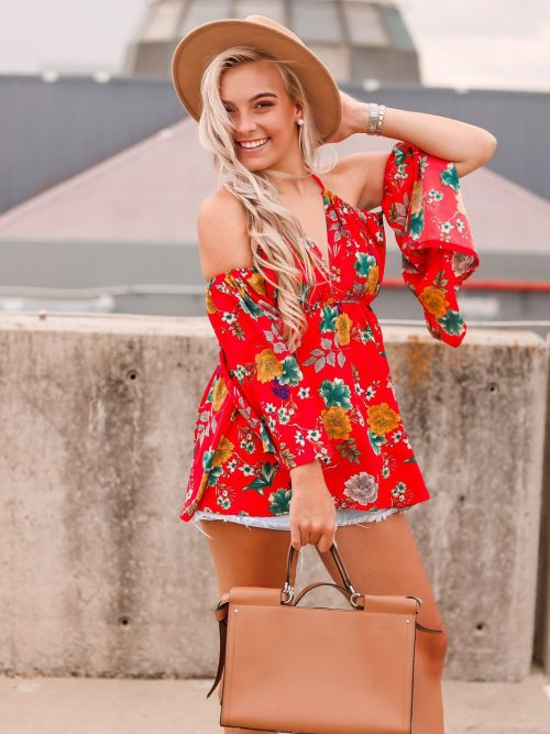 The Perfect Gypsy Blouse