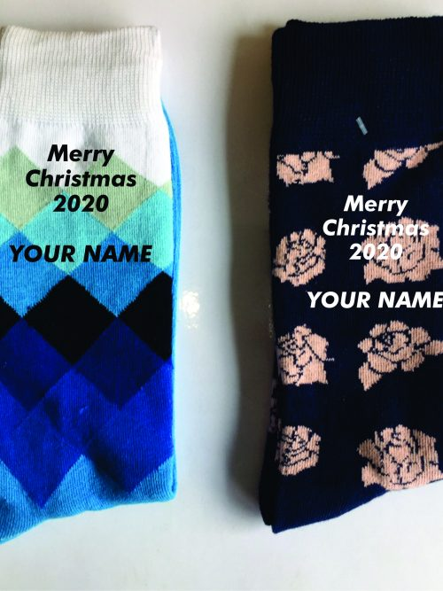 The Perfect Christmas Socks His and Hers